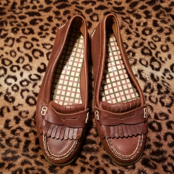 Sperry Shoes - Sperry Topsiders 'Avery' Leather Loafers, Size 7